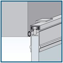 FIN DOOR